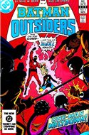 Batman and the Outsiders (1983-1987) (Comic Book) #4