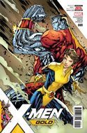 X-Men Gold (Grapa) #9