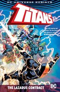 Titans: The Lazarus Contract (Hardcover. 136 pp) #