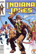 Indiana Jones (Grapa 24 pp) #1