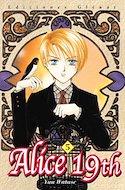 Alice 19th (Rústica con sobrecubierta) #5