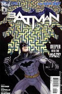 Batman Vol. 2 (2011-2016 Variant Covers) (Comic Book) #5