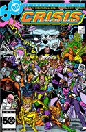 Crisis on Infinite Earths (Comic Book) #9