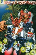 Micronauts (2016-2017 Variant Cover) (Comic Book) #2