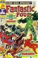 Fantastic Four Annual (Comic Book.) #5
