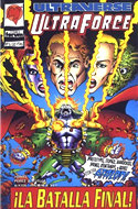 Ultraforce (1995-1996) (Grapa. 17x26. 24 páginas. Color) #6