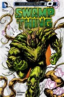 Swamp Thing Vol. 5 (2011-2015) (Comic Book) #0