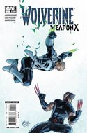 Wolverine: Weapon X (Grapa) #4