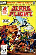 Alpha Flight vol. 1 (1983-1994) (Comic Book) #1