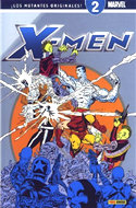 X-Men (Segundo coleccionable) (Rústica 80 pp) #2