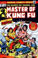 Master of Kung Fu (Comic Book. 1974 - 1983. Continued from Special Marvel Edition #16) #22