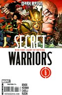 Secret Warriors (Comic-book) #6