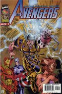 The Avengers Vol. 2 Heroes Reborn (1996-1997) (Comic Book) #9