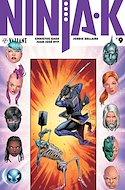 Ninja-K (Comic Book) #9