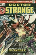 Doctor Strange Vol. 2 (1974-1987) (Comic Book) #2