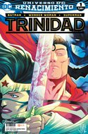Batman / Superman / Wonder Woman: Trinidad (Grapa 24 pp) #1