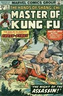 Master of Kung Fu (Comic Book. 1974 - 1983. Continued from Special Marvel Edition #16) #24