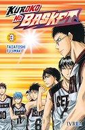 Kuroko no Basket (Rústica con sobrecubierta) #3