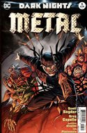 Dark Nights: Metal. Variant Covers (Grapa) #5.3