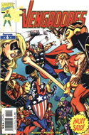Los Vengadores Vol. 3 (1998-2005) (Grapa 24 pp) #6