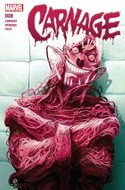 Carnage vol 2 (2016) (Comic book) #8