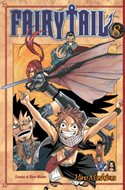 Fairy Tail (Paperback) #8