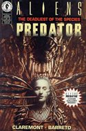 Aliens / Predator: The Deadliest of the Species (Comic Book) #7