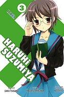 Haruhi Suzumiya #3