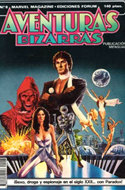Aventuras Bizarras (1983-1985) (Grapa 72 pp) #8