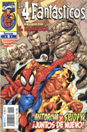 Los 4 Fantásticos Vol. 3 (1998-2001). Heroes Return (Grapa 24-48 pp) #9