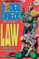 Judge Dredd (Comic Book 32 pp) #1