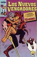 Los Nuevos Vengadores Vol. 1 (1987-1994) (Grapa 32 pp) #2