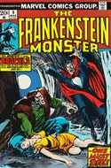 The Frankenstein monster (Grapa) #9