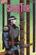 Shatter : The first computerized comic (grapa) #3