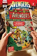 The Avengers Vol. 7 (2016- ) (Comic-book) #676