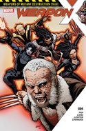 Weapon X Vol. 3 (2017-) (Comic-book) #4