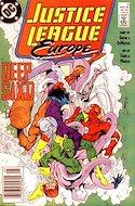 Justice League Europe #2