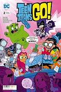 Teen Titans Go! (Grapa) #2