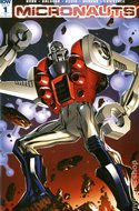 Micronauts (2016-2017 Variant Cover) (Comic Book) #1.2