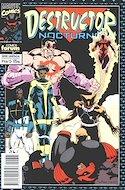 Destructor Nocturno (1994-1995) (Grapa. 17x26. 24 páginas. Color.) #4