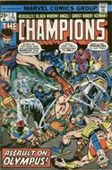 The Champions Vol. 1 (1975-1978) (Comic Book) #3