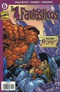 Los 4 Fantásticos Vol. 4 (2001-2003) (Grapa 24-48 pp) #6