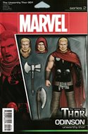 The Unworthy Thor (Variant Cover) (Comic Book) #1.1