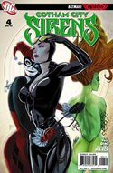 Gotham City Sirens (2009-2011) (saddle-stitched) #4