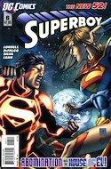Superboy New 52 #6