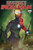 Invincible Iron Man (Vol. 3 2017-2018) (Grapa) #3