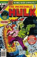 The Incredible Hulk Annual (Comic Book. 1968-1994) #6