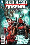 Red Hood / Arsenal (2015-2016) (Comic Book) #6