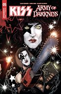 Kiss / Army of Darkness (Comic-book) #5