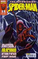 The Astonishing Spider-Man Vol. 2 (2007-2009) (Comic Book 76 pp) #1